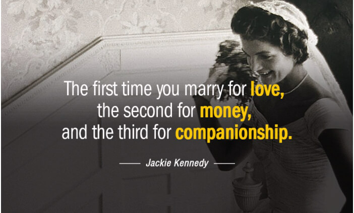 Marrying the Second Time Around: Some Financial Advice