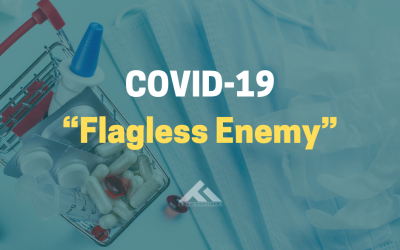"Covid-19 and Australia: Fighting a ""Flagless Enemy"""