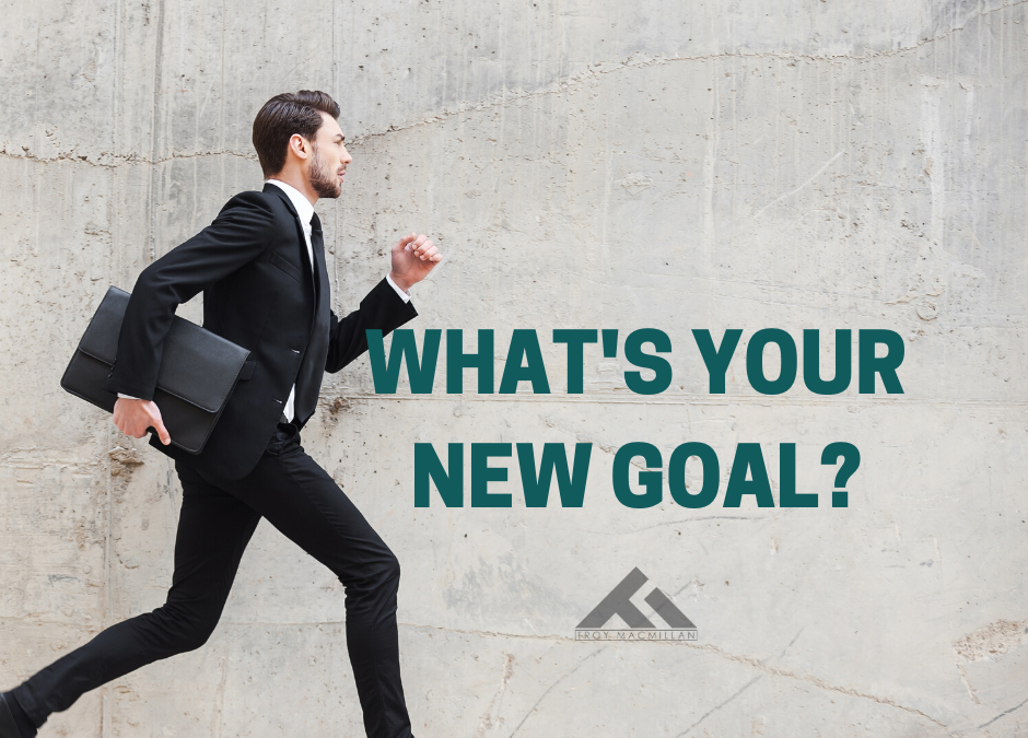 What's Your New Goal Now That You Can't Travel?