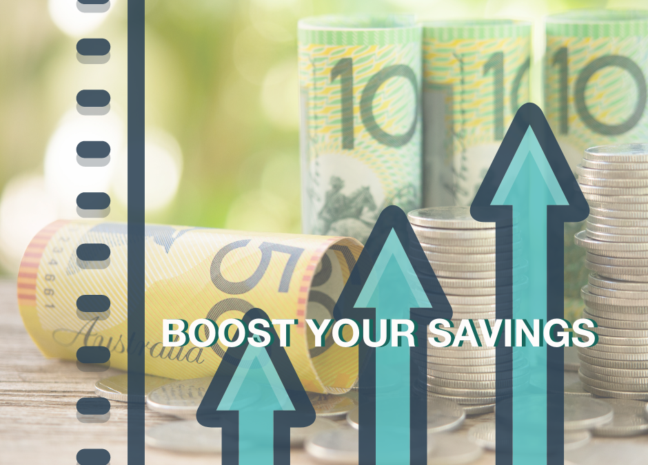 Boost your Savings Using the 80/20 Rule
