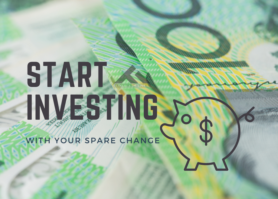 2 Ways to Start Investing with Your Spare Change