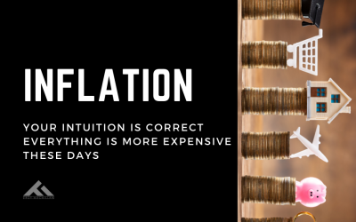 Your Intuition Is Correct: Everything IS More Expensive These Days
