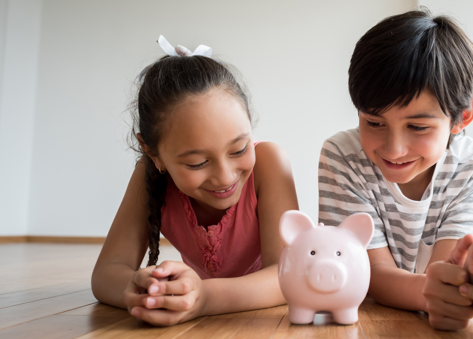 How to Teach Your Kids About Saving and Investing